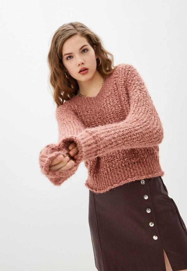 женский пуловер amara reya, розовый