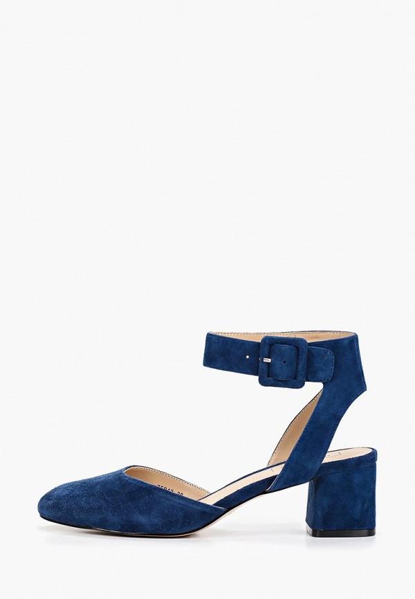 женские туфли antonio biaggi, синие
