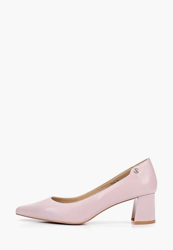 женские туфли antonio biaggi, розовые