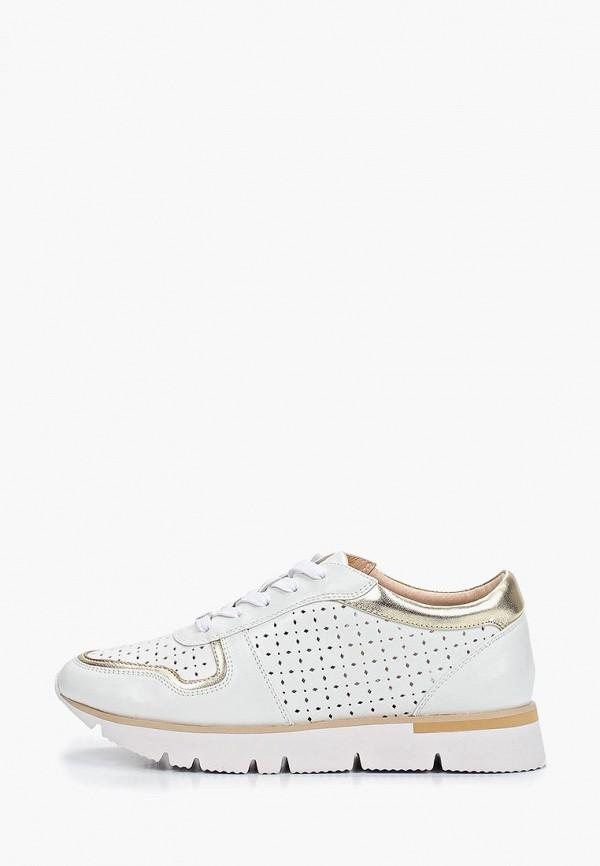 женские кроссовки antonio biaggi, белые
