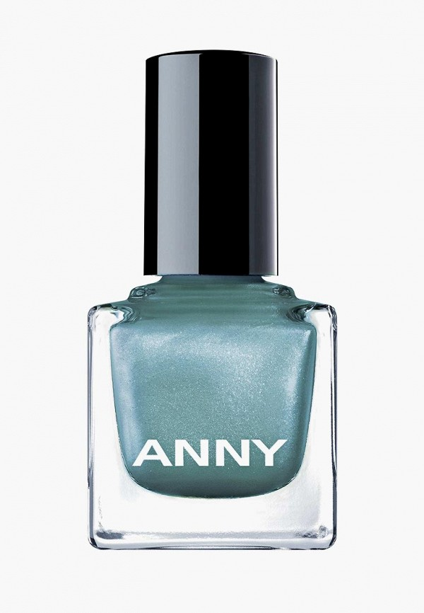 лак для ногтей anny, зеленый