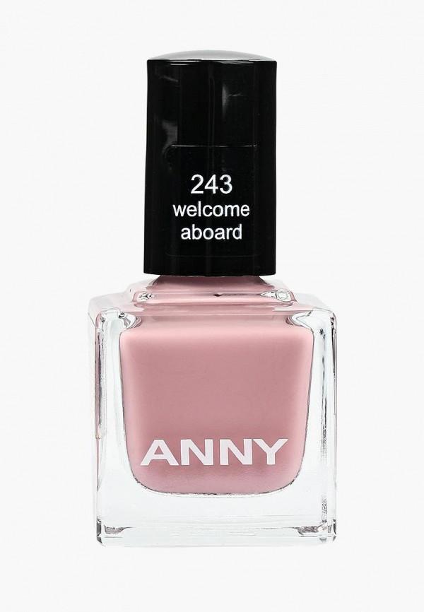 Лак для ногтей Anny Anny AN042LWGLC60 anny cosmetics colors red affairs лак для ногтей тон 120 15 мл