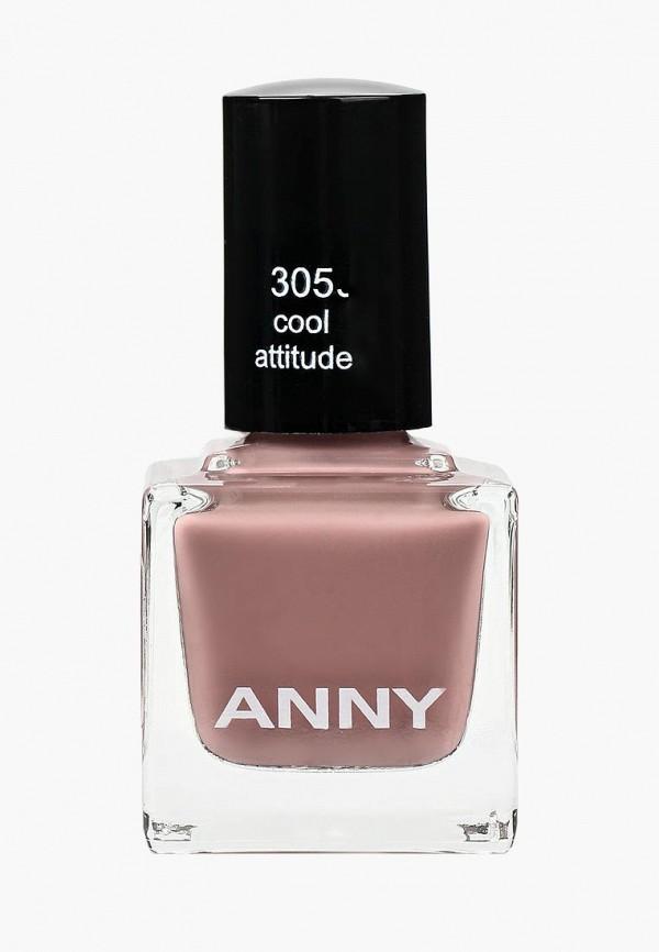 Лак для ногтей Anny Anny AN042LWGLC76 anny cosmetics colors dark night лак для ногтей тон 65 15 мл