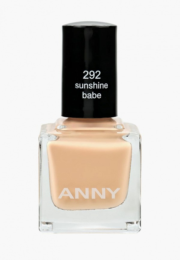 Лак для ногтей Anny Anny AN042LWIWK78 anny cosmetics colors red affairs лак для ногтей тон 120 15 мл