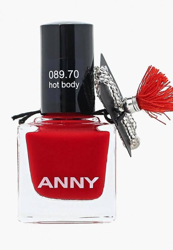 Лак для ногтей Anny Anny AN042LWKHK97 anny cosmetics colors red affairs лак для ногтей тон 120 15 мл