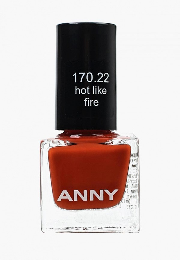 Лак для ногтей Anny Anny AN042LWRNH37 лак для ногтей anny anny an042lwhdj45