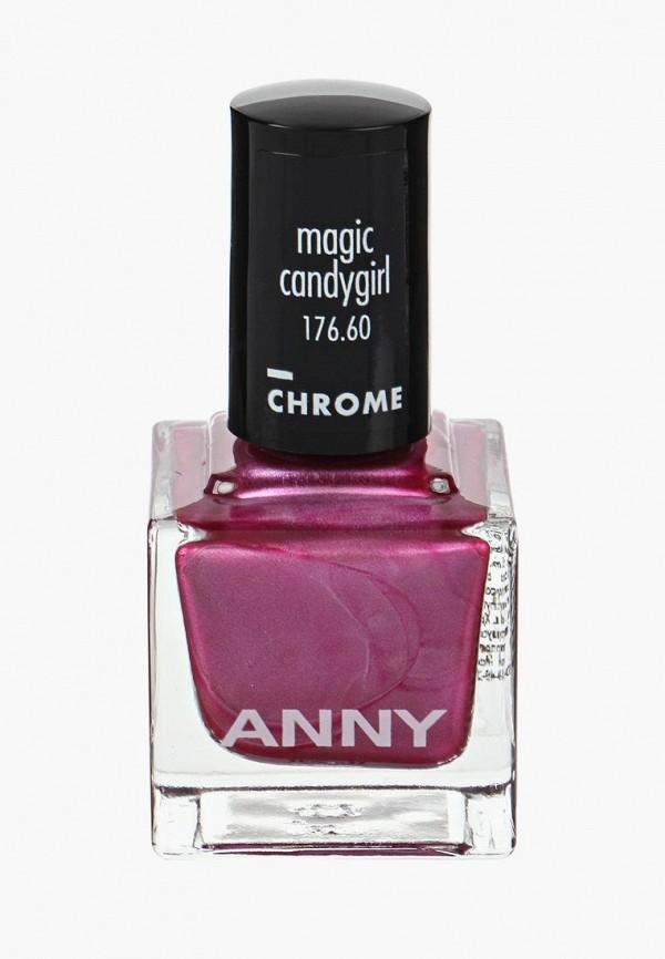 Лак для ногтей Anny Anny AN042LWYWX20 anny cosmetics colors red affairs лак для ногтей тон 120 15 мл