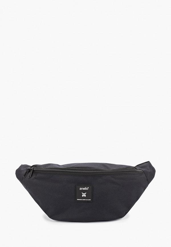 Сумка поясная Anello Anello AN055BUGKGG0 сумка на пояс lola brown поясная черный черный