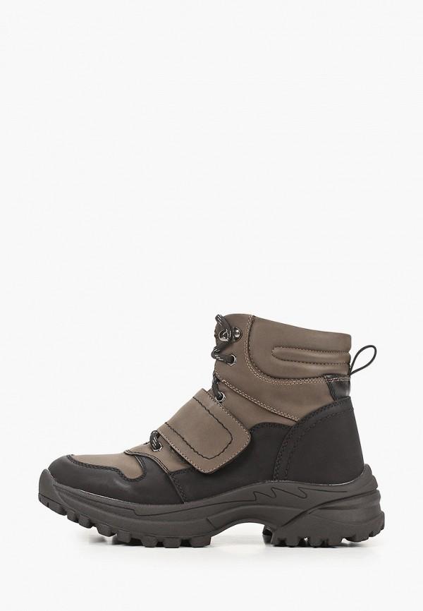 ботинки antilopa для мальчика, хаки