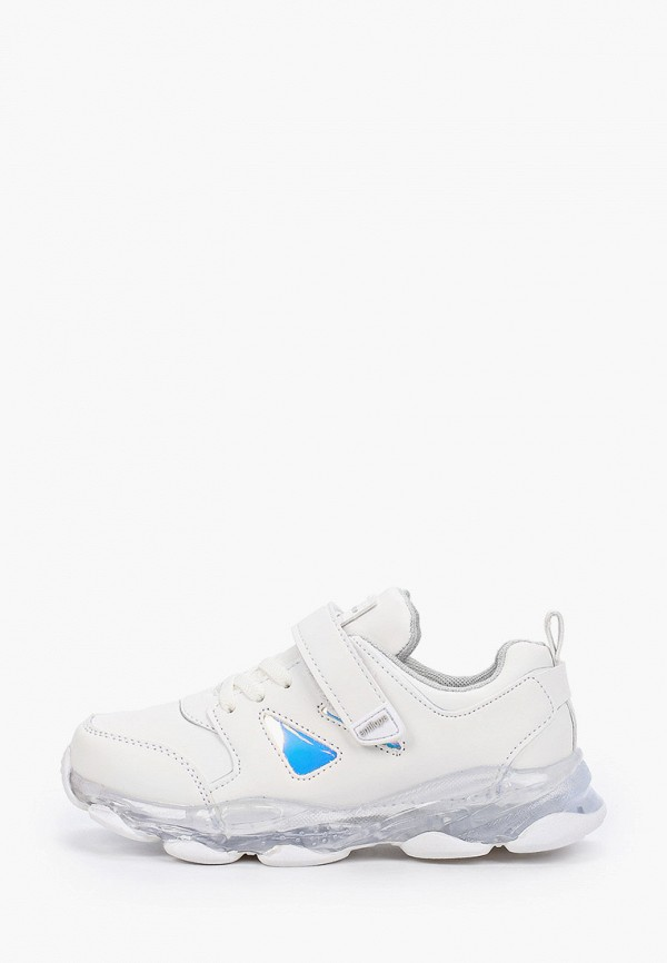 кроссовки antilopa для девочки, белые