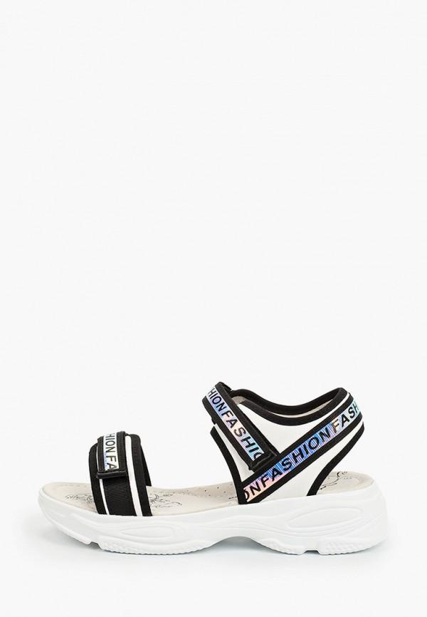сандалии antilopa для девочки, черные
