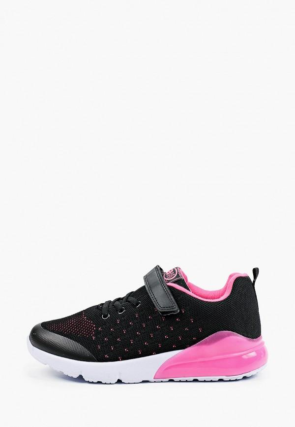 кроссовки antilopa для девочки, черные
