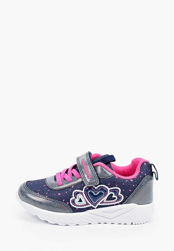 кроссовки antilopa для девочки, синие