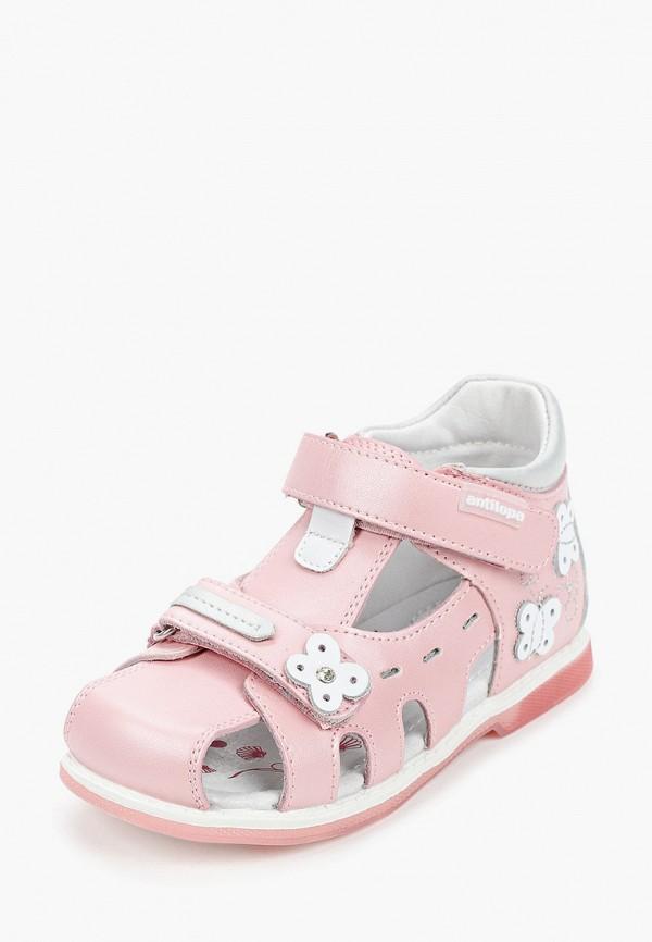 Туфли для девочки Antilopa AL 2573 Фото 2