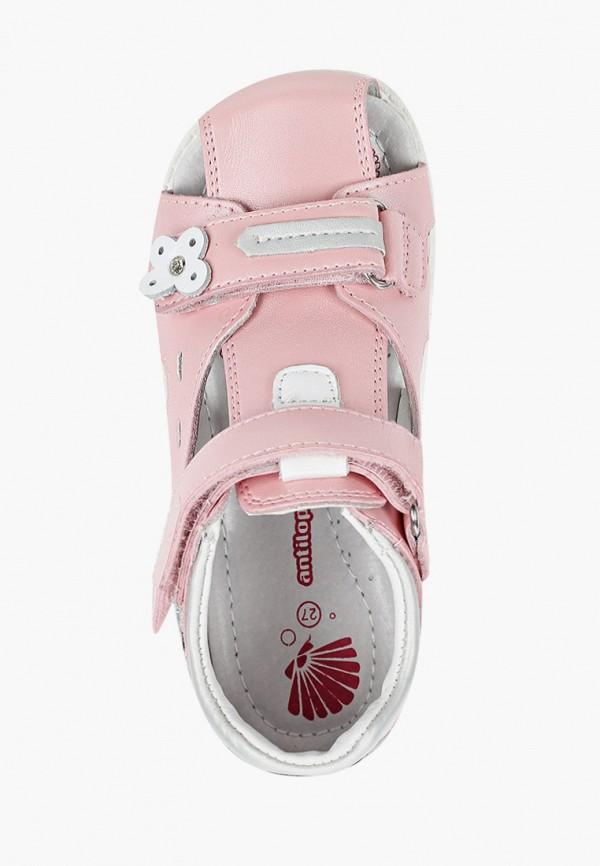 Туфли для девочки Antilopa AL 2573 Фото 4