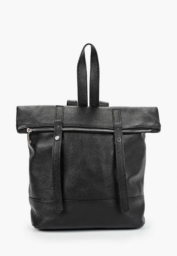 женский рюкзак anna luchini, черный