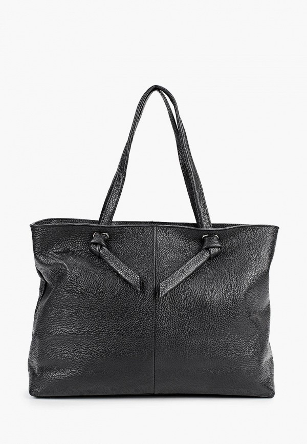 женская сумка anna luchini, черная