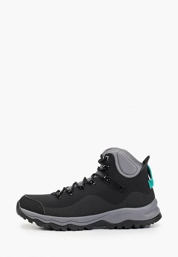 мужские высокие ботинки anta, черные
