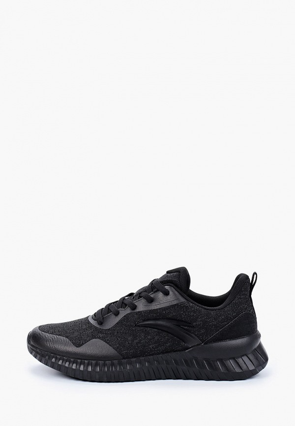 мужские кроссовки anta, черные