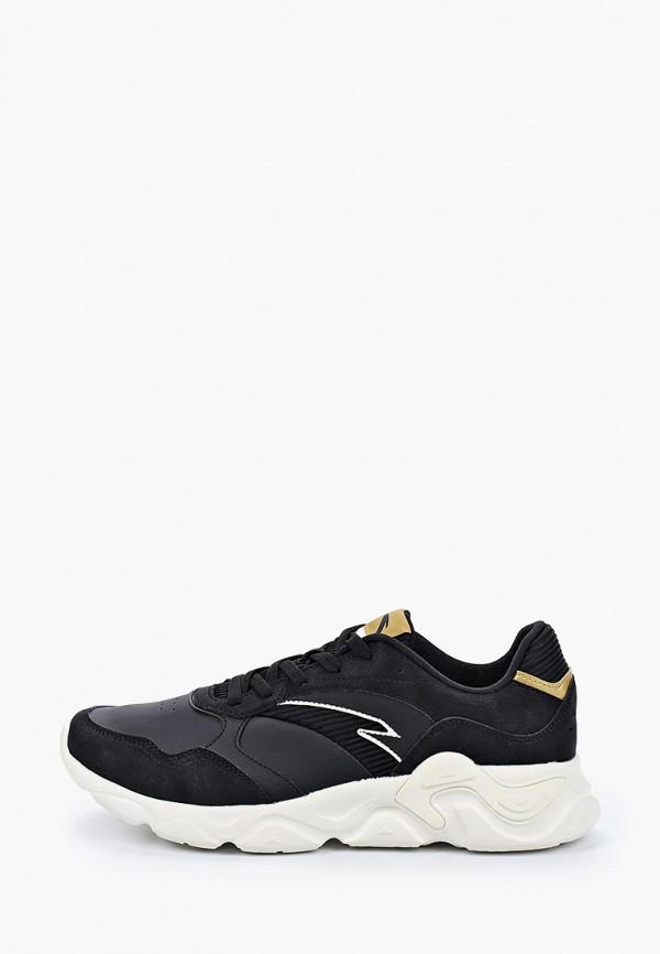 мужские низкие кроссовки anta, черные