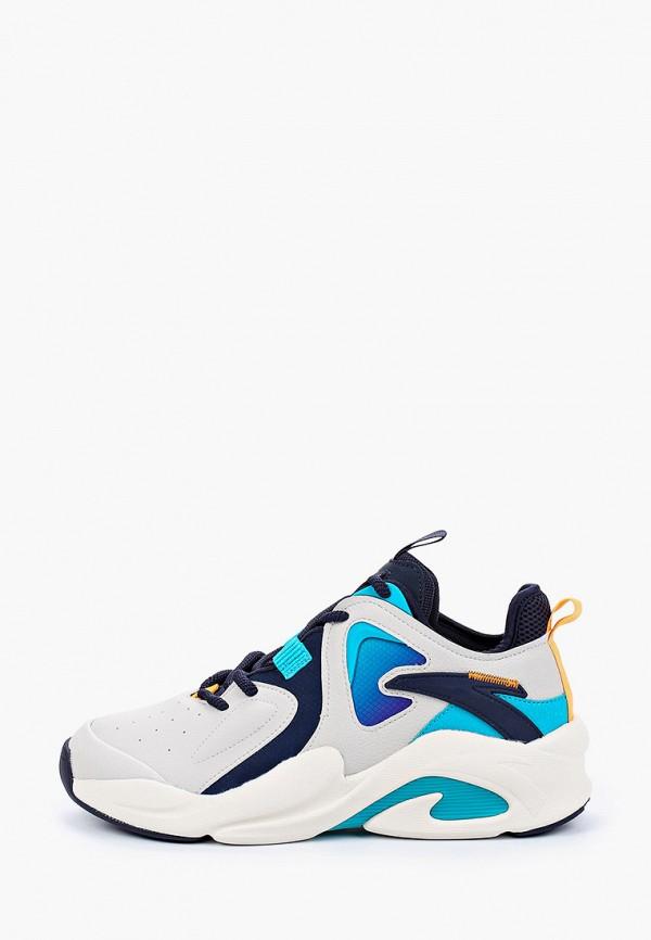 мужские низкие кроссовки anta, разноцветные