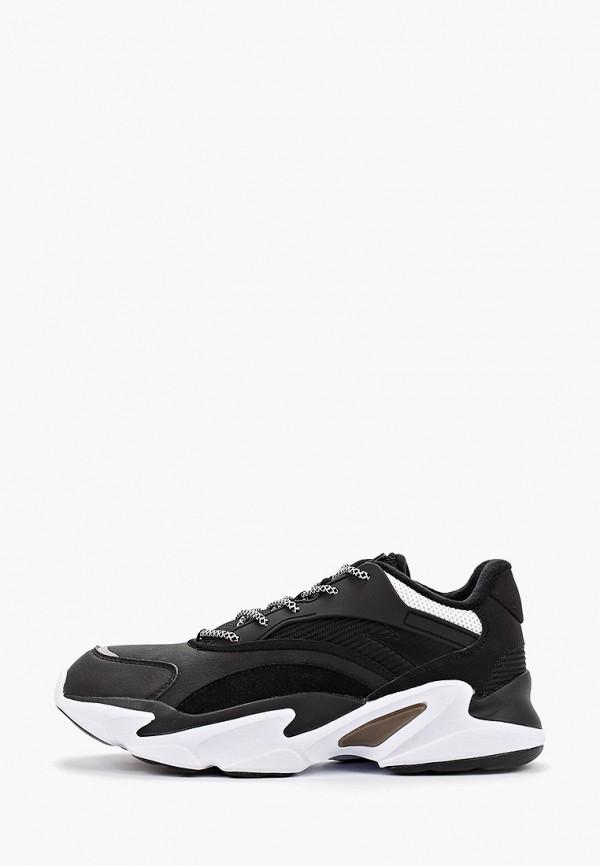 Фото - женские кроссовки Anta черного цвета