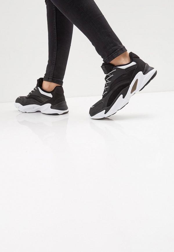 Фото 6 - женские кроссовки Anta черного цвета