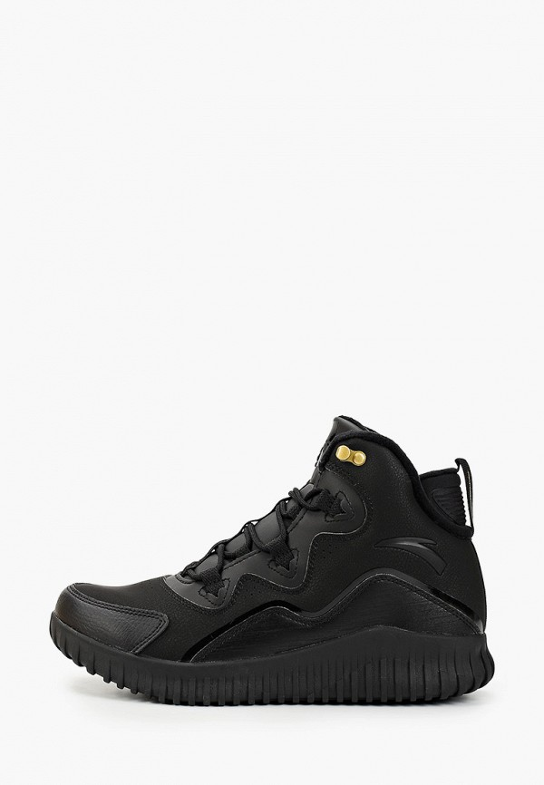 женские ботинки anta, черные