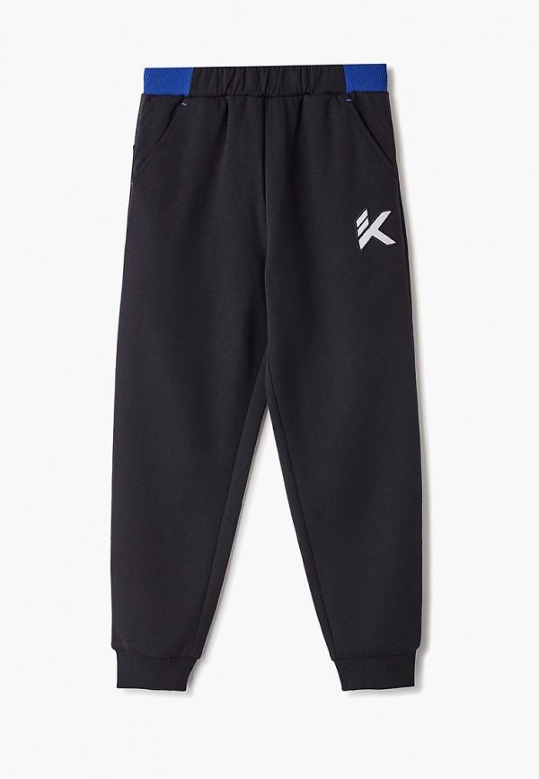 спортивные спортивные брюки anta для мальчика, черные