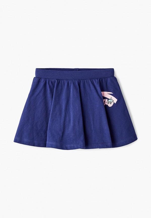 юбка anta для девочки, синяя