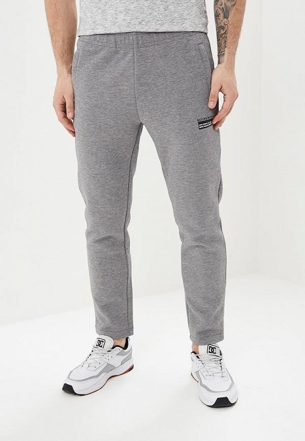 мужские спортивные спортивные брюки anta, серые