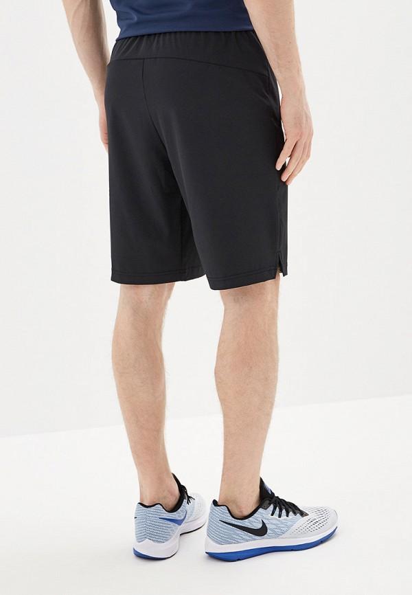 Фото 3 - мужские шорты Anta черного цвета