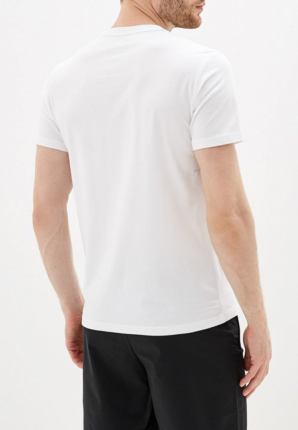 Фото 3 - мужскую футболку Anta белого цвета