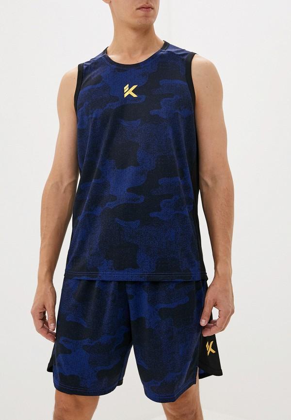 мужской спортивные спортивный костюм anta, синий
