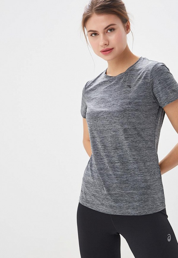 женская футболка anta, серая
