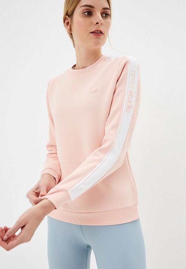 Купить Свитшоты, Свитшот Anta, an225ewfmqo4, розовый, Осень-зима 2019/2020