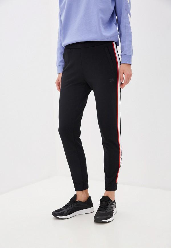 женские спортивные спортивные брюки anta, черные