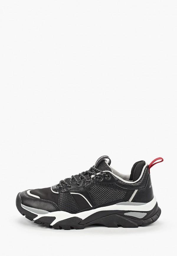 мужские кроссовки antony morato, черные