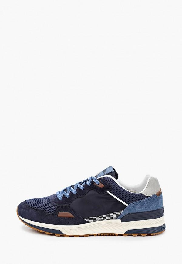 мужские кроссовки antony morato, синие