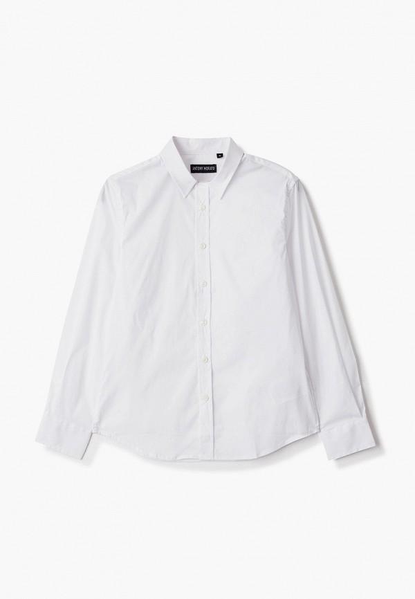 рубашка antony morato для мальчика, белая