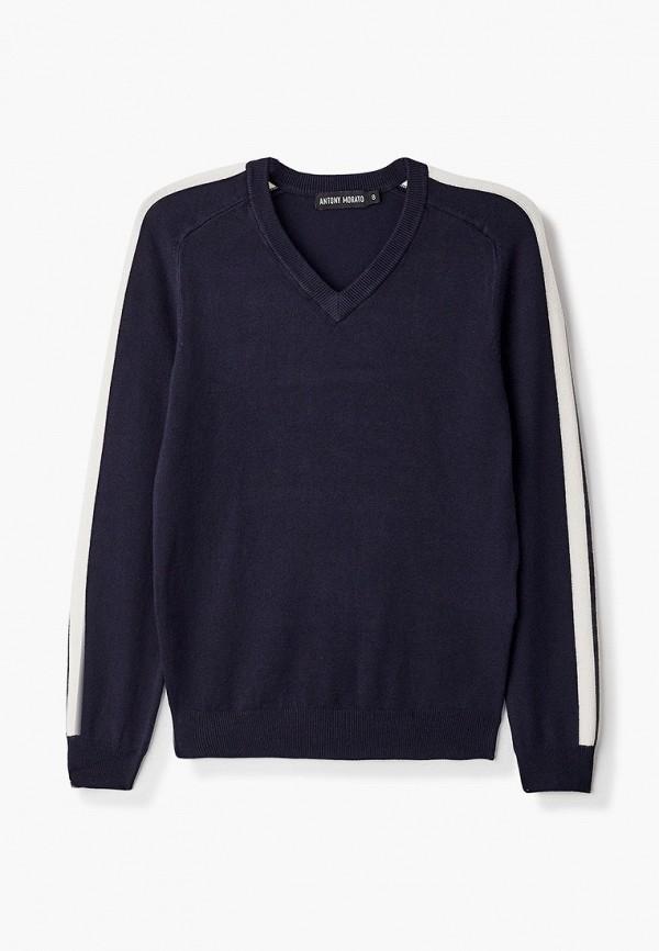 Пуловер Antony Morato Antony Morato MKSW01168/YA500002 синий фото