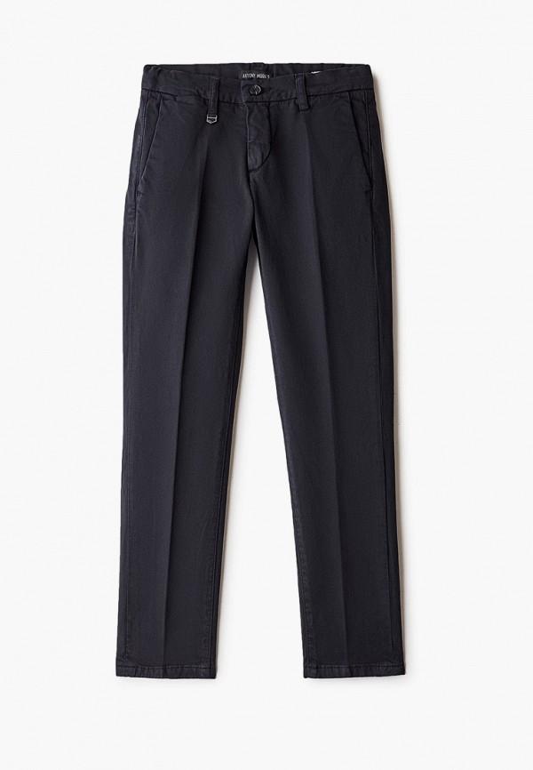 брюки antony morato для мальчика, синие