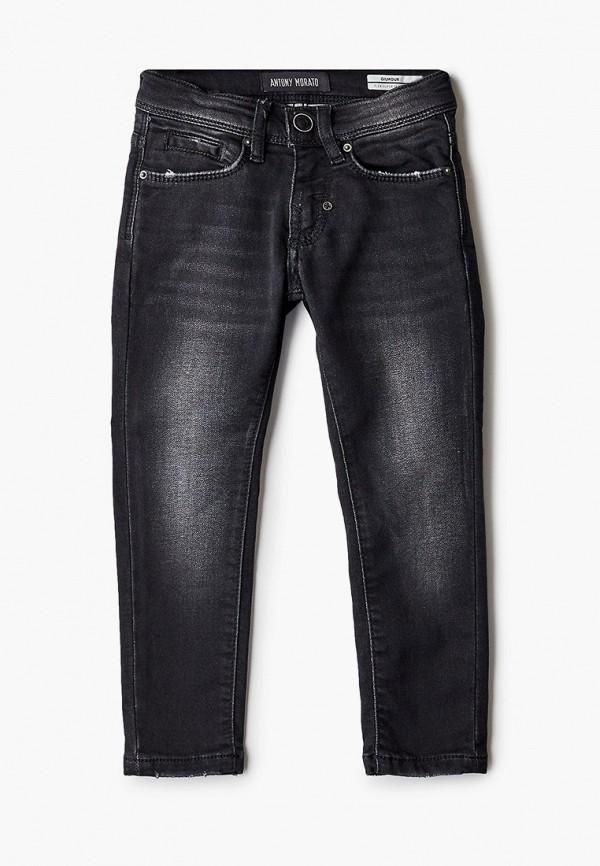 джинсы antony morato для мальчика, черные