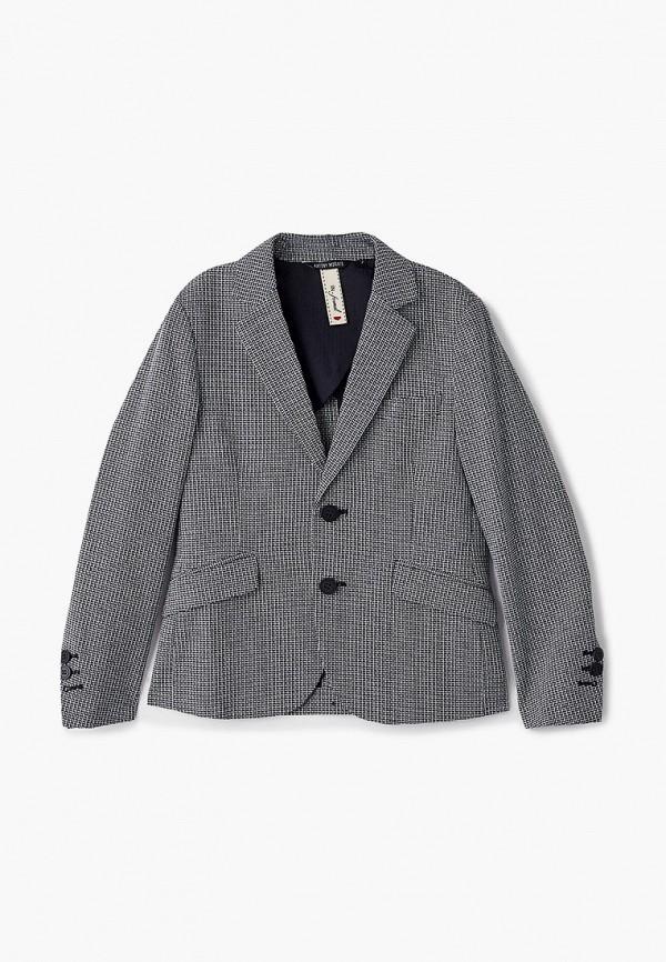 пиджак antony morato для мальчика, синий