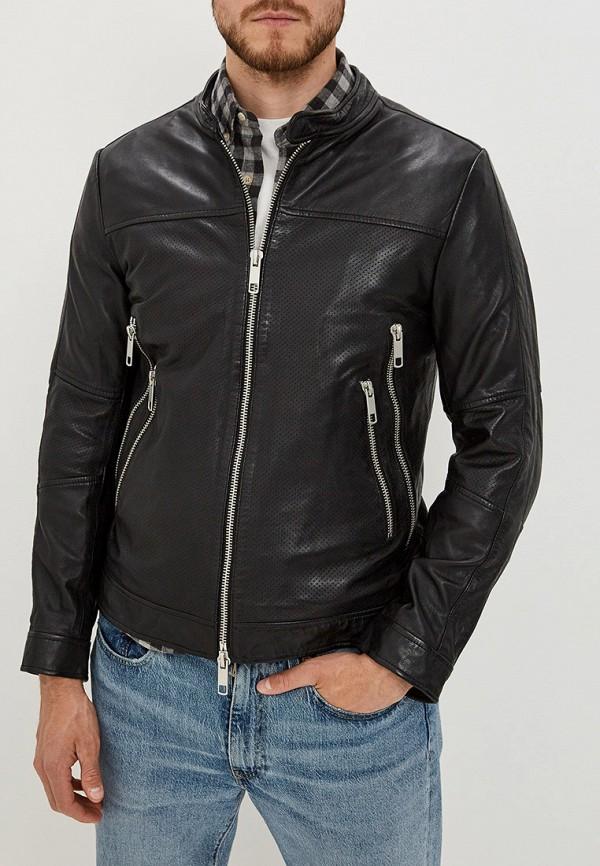 Куртка кожаная Antony Morato