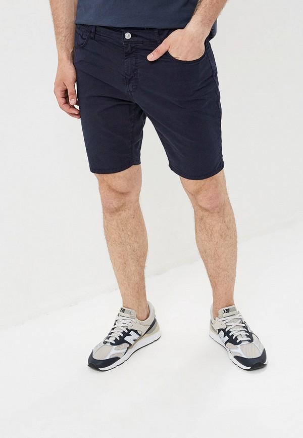 мужские повседневные шорты antony morato, синие