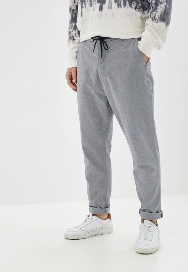 мужские брюки antony morato, серые