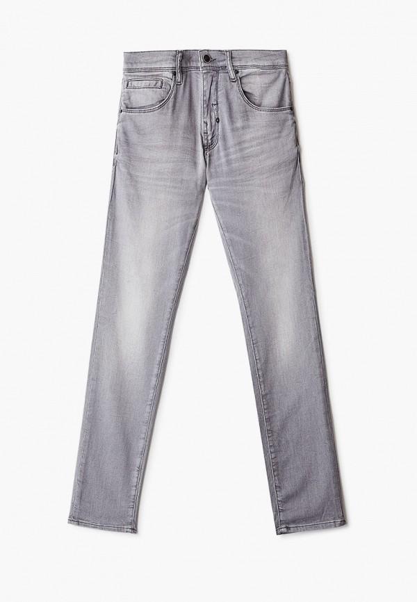 мужские зауженные джинсы antony morato, серые