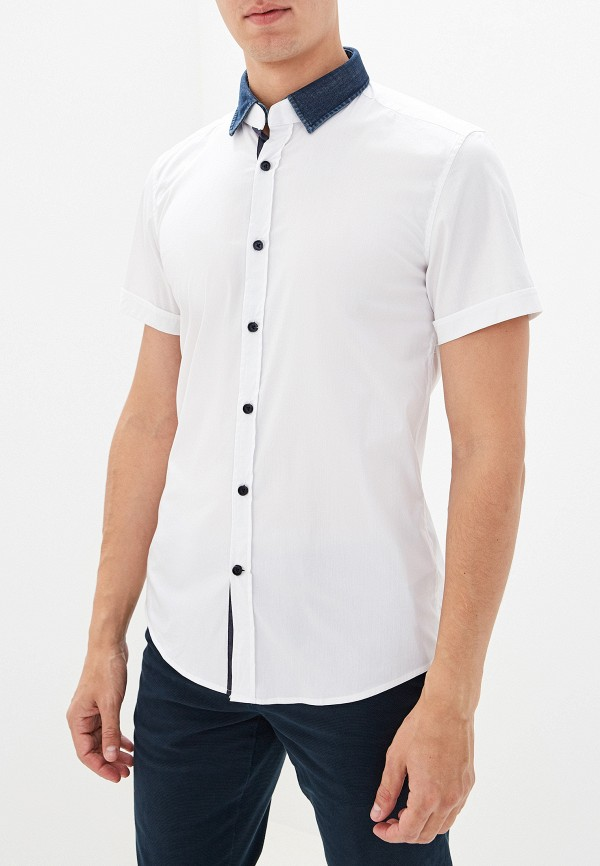 мужская рубашка antony morato, белая