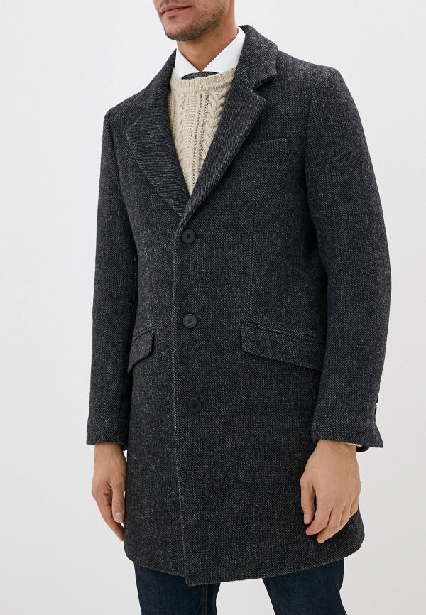 мужское пальто antony morato, серое